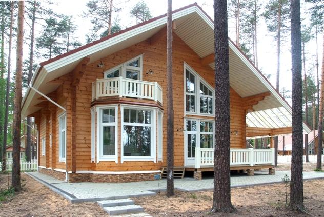 Одноэтажный дом 6х9 - YouTube